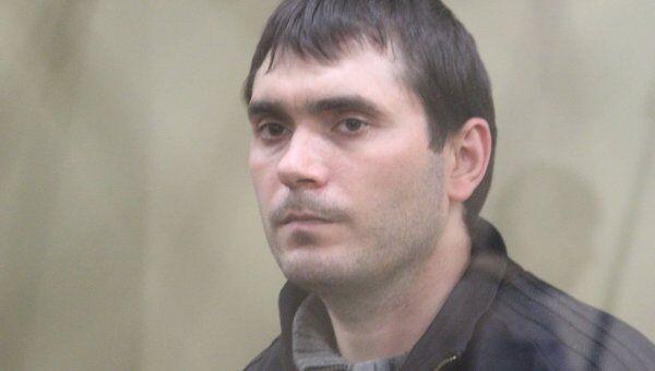 Подсудимый Вячеслав Рябцев во время оглашения приговора