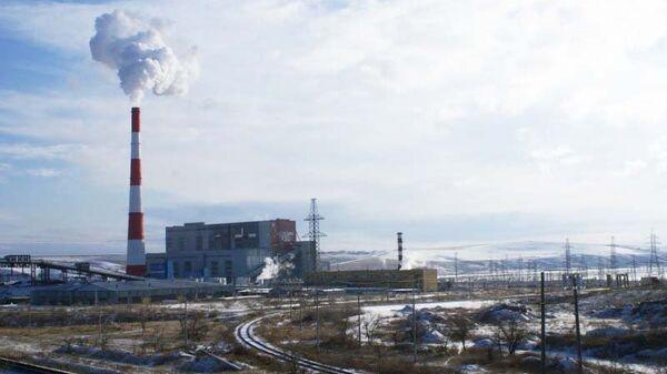 Харанорская ГРЭС в Забайкалье