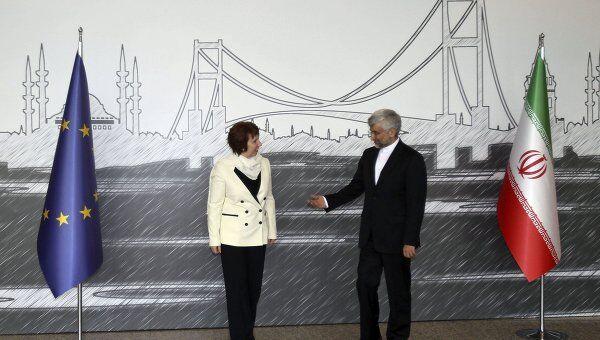 Переговоры по иранской ядерной программе в Стамбуле