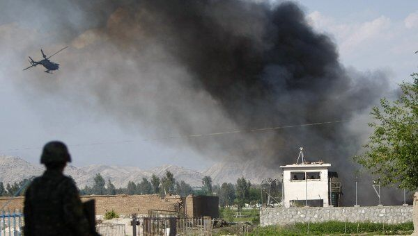Атака на Джалалабад, провинцую Афганистана