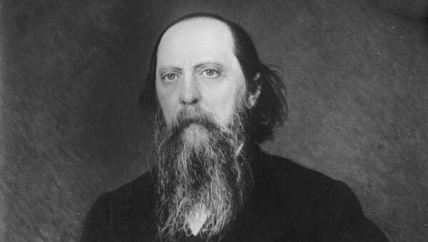 М.Е.Салтыков-Щедрин. Архивное фото
