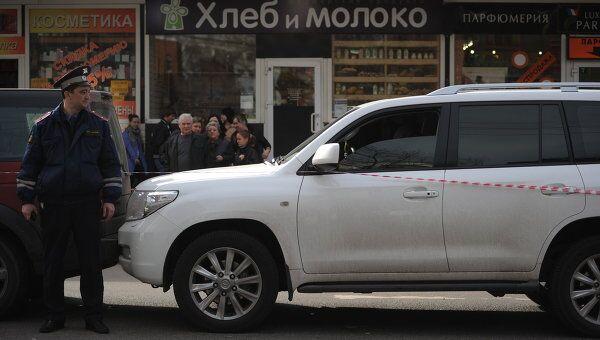 Бизнесмен Ильгар Оглы Джабраилов убит в Москве