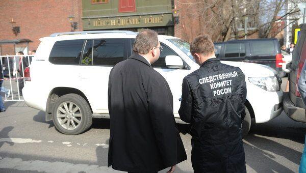 Бизнесмен Ильгар Алиев убит в Москве