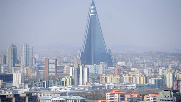 Город мира Пхеньян