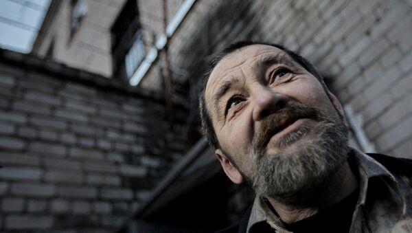 Сергей Мохнаткин, архивное фото