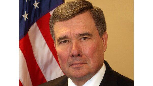 Директор управления государственной политики в сфере контроля за наркотиками Администрации президента США Гил Керликовске. Архив
