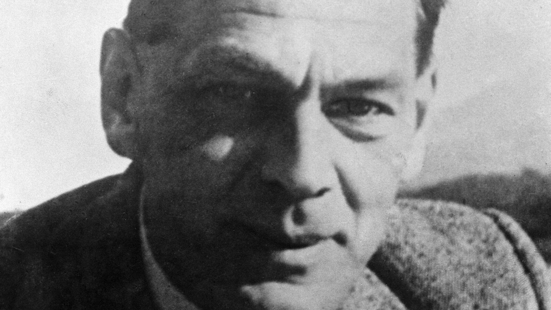 Советский разведчик Рихард Зорге - РИА Новости, 1920, 18.10.2019