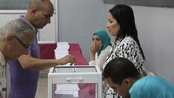 Выборы в Алжире