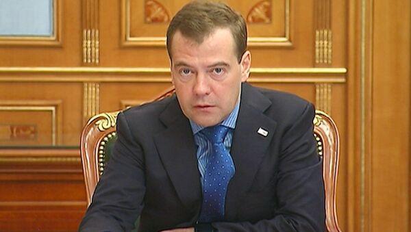 Медведев пригласил неудобных людей в общественные советы при ведомствах