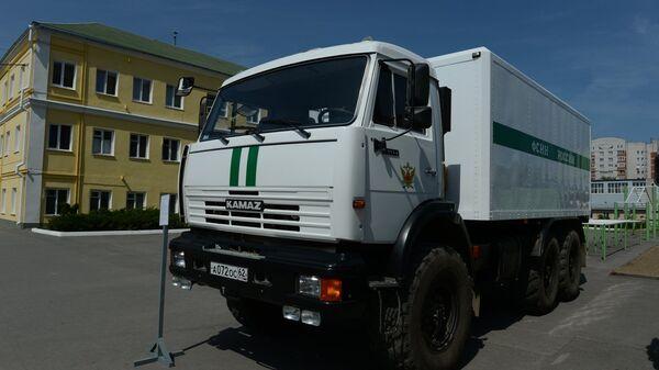 Автозак ФСИН РФ. Архив
