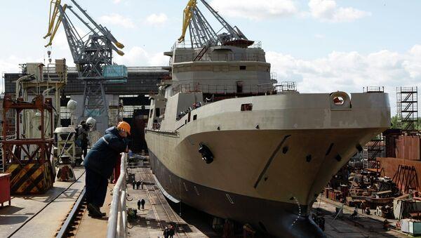 Судостроительный завод Янтарь