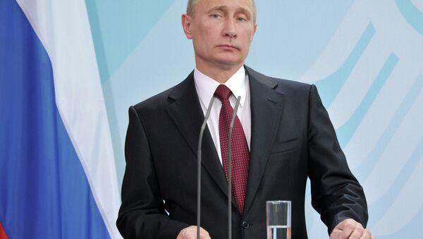 Путин - Россию нельзя превращать в большой собес