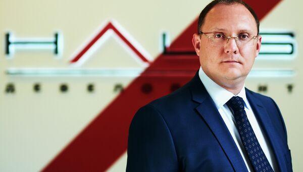 Президент Галс-Девелопмент Сергей Калинин