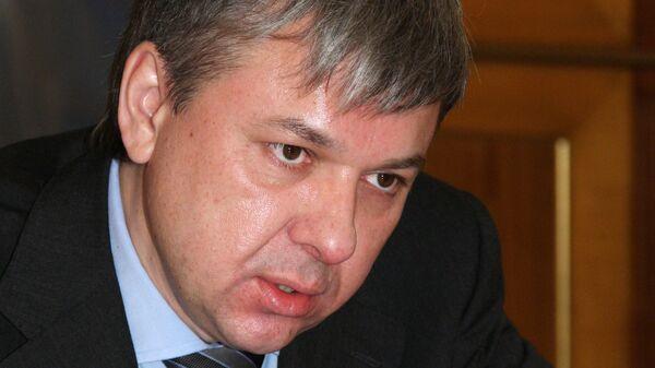 Глава Федеральной службы по регулированию алкогольного рынка Игорь Чуян. Архив