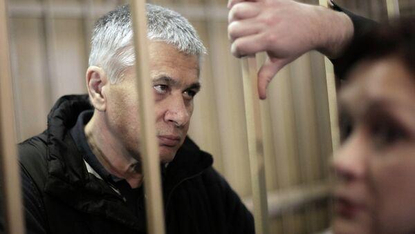 Оглашение приговора Александру Бокову