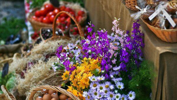 ярмарка Одесса продукты здоровье