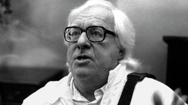 Писатель Рэй Брэдбери