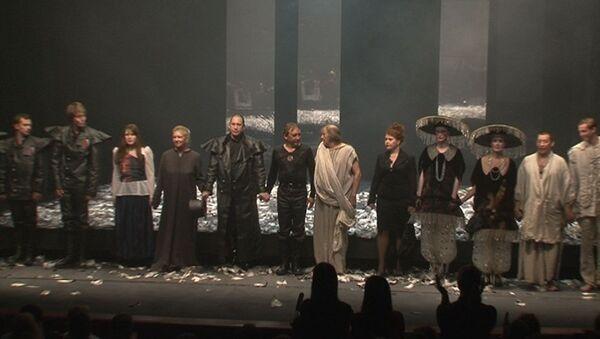 О смерти Брэдбери в театре Et Cetera узнали во время спектакля по его роману