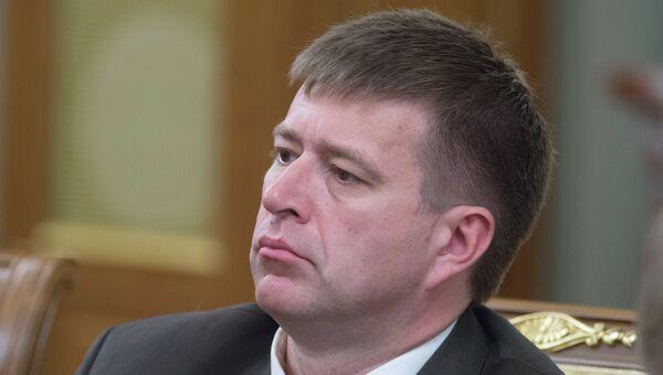Министр юстиции Александр Коновалов. Архив