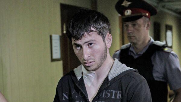 Участник драки около ТЦ Европейский Д.Ризванов