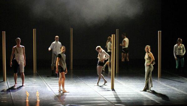 Спектакль-инсталляция Спящая красавица в театре «Провинциальные танцы». Архивное фото