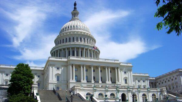 Здание Сената США. Архив