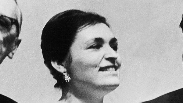 Валентина Левко. Архивное фото