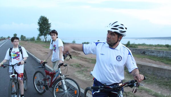 Набережные Челны велосипед ролики спорт