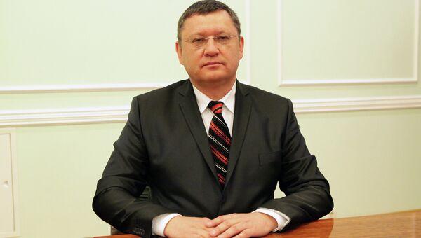 Генерал-полковник милиции Игорь Зубов