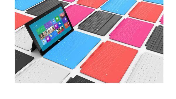 Планшет Surface с клавиатурами