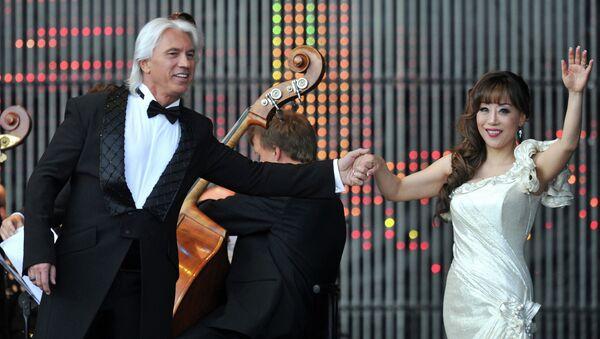 Концерт Букет оперы в рамках ПМЭФ 2012