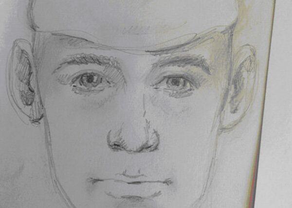 Уточненный фоторобот преступника, совершившего убийство 5-летнего мальчика во Владимирской области