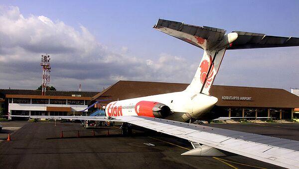 Авиалайнер индонезийской авиакомпании Lion Air. Архивное фото