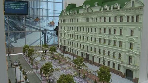 На ПМЭФ показали, как может выглядеть центр Петербурга через несколько лет