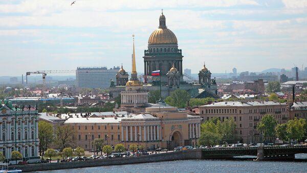 Виды Санкт-Петербурга. Архив