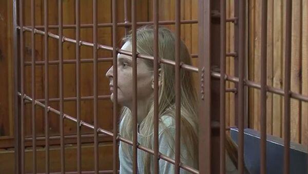 Арест матери детей, выброшенных с балкона в Долгопрудном