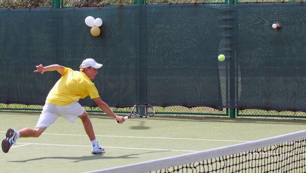 Открытый теннисный турнир в Омске