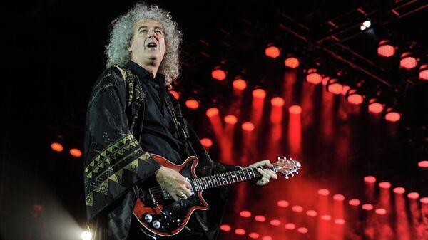 Концерт гитариста группы Queen Брайана Мэя и Адама Ламберта