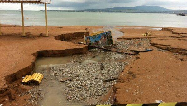 Потоп на Кубани