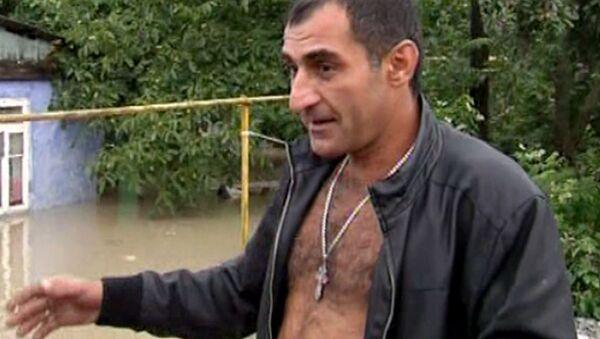 Катастрофическое наводнение на Кубани глазами местных жителей