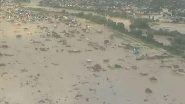 Наводнение на Кубани, унесшее жизни более 130 человек. Хронология событий