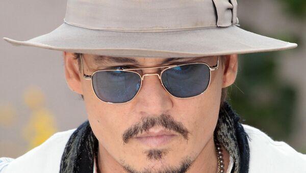 Джонни Депп выпустит неизвестный роман фолк-певца Вуди Гатри