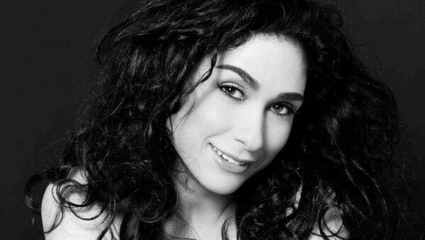 Израильская певица Шахам