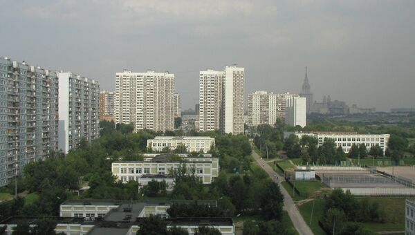 Район Раменки