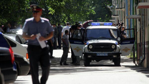 Полиция Татарстана. Архивное фото