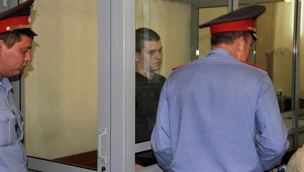 Заседание суда по делу Ивана Иванченко