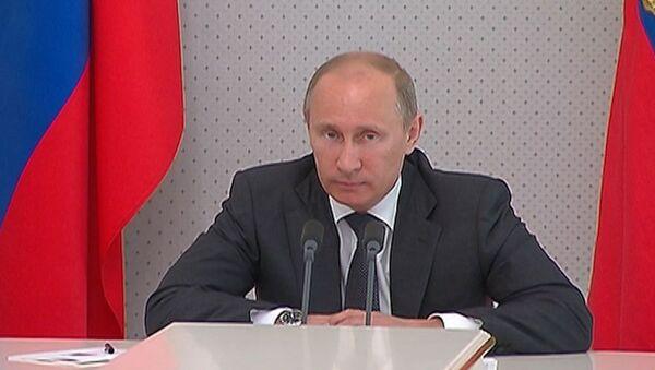 Путин объяснил, зачем Россия обновляет ядерный потенциал