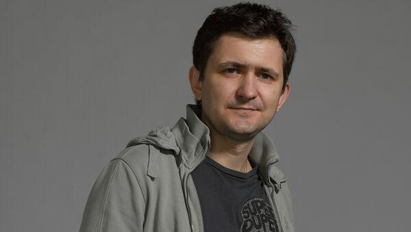 Генеральный продюсер Enjoy Movies Георгий Малков. Архивнео фото