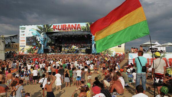 Музыкальный фестиваль KUBANA. Архив