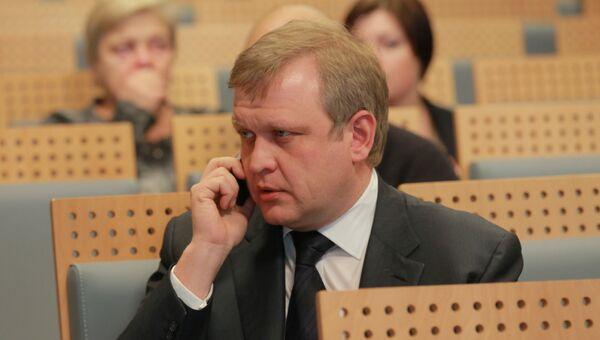 Министр правительства Москвы Сергей Капков. Архивное фото